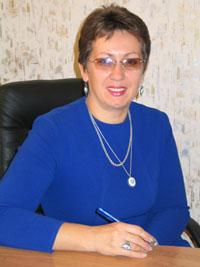 Лариса Георгиевна Раевская